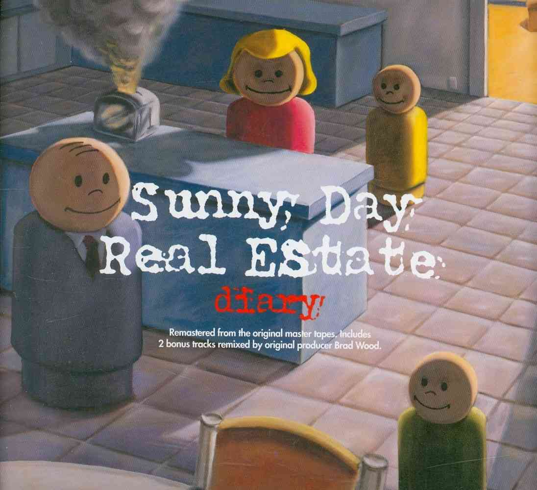 DIARY BY SUNNY DAY REAL ESTAT (CD)